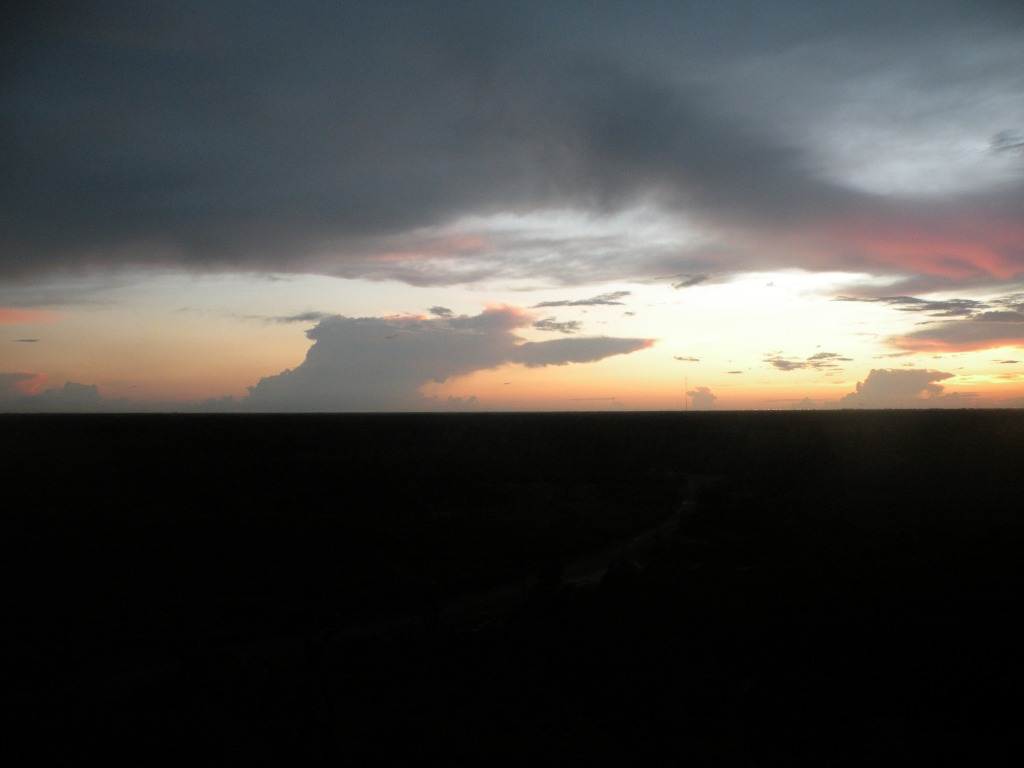 Thunderstorm of Jonathan State Park, FL