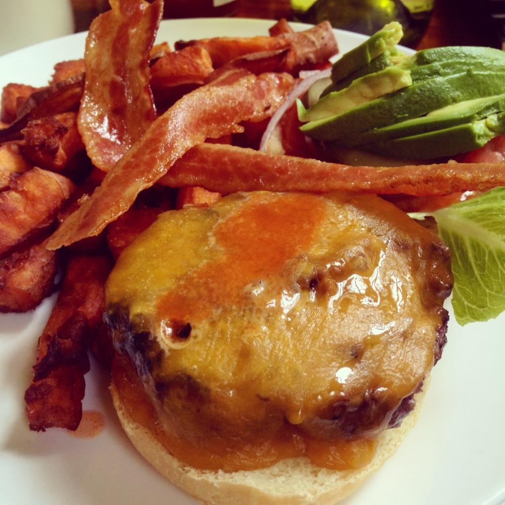 Lola burger in Brooklyn