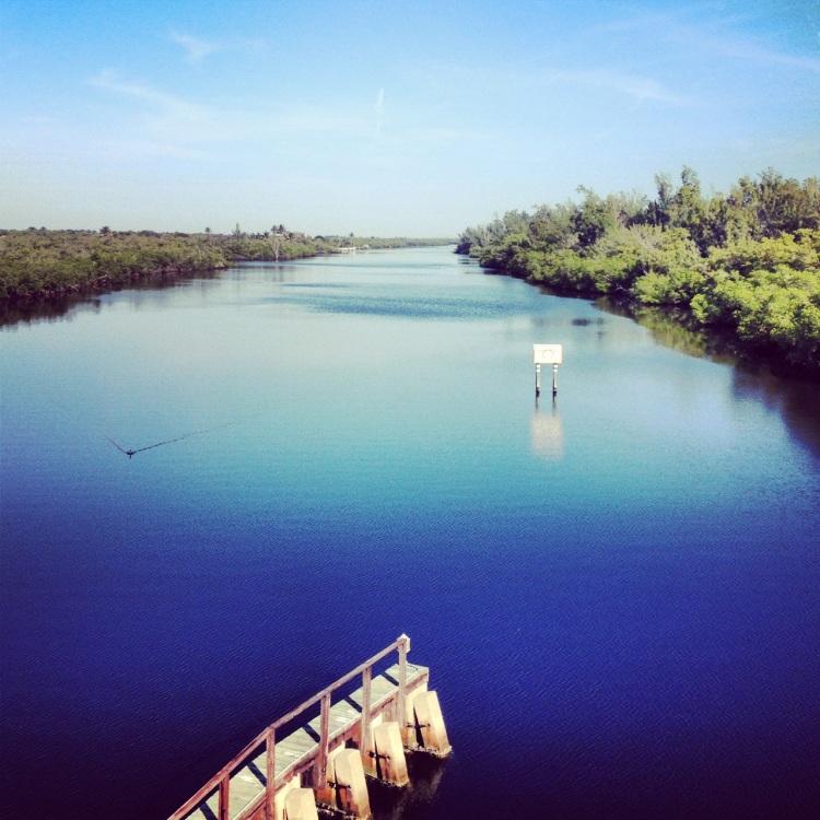 Hobe Sound, FL inlet. Image copyright Carla Ramirez