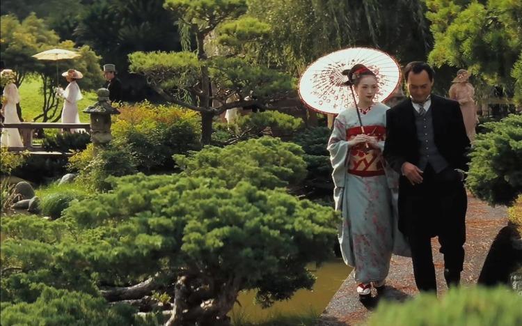 From Memoirs of a Geisha