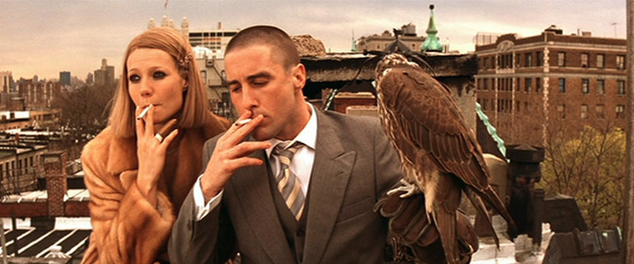 The Royal Tenenbaums, 2001.