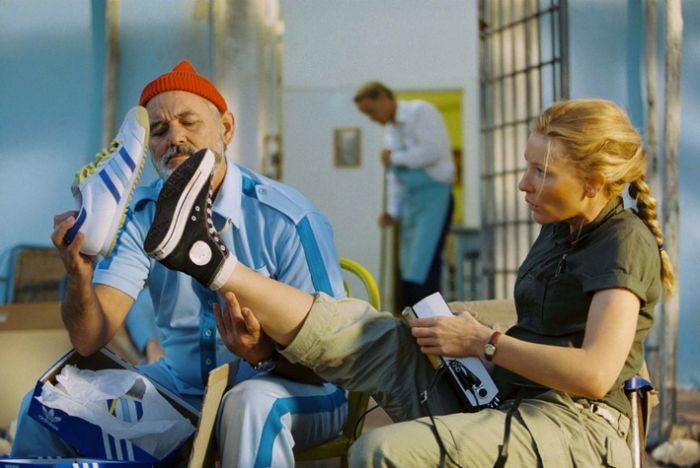 The Life Aquatic with Steve Zissou, 2004