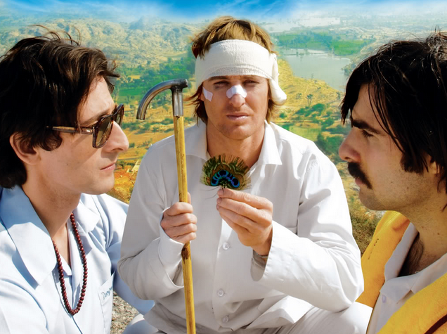 The Darjeeling Limited, 2007.
