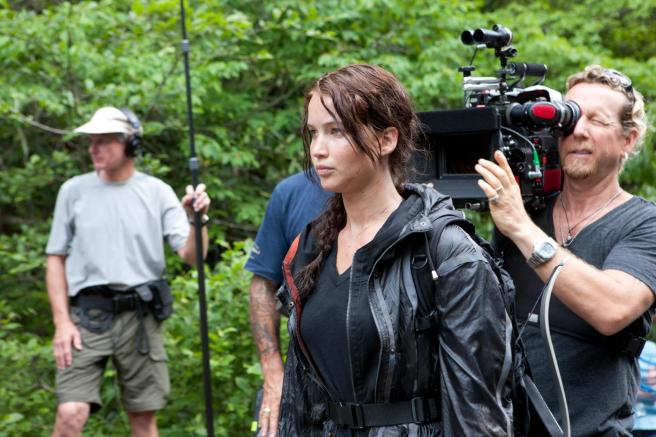 Photo courtesy of The Hunger Games Facebook Page